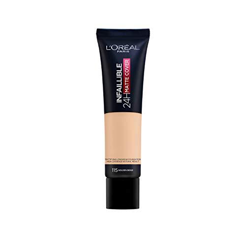 L'Oréal Infaillible 24H Matte Cover - Base de maquillaje
