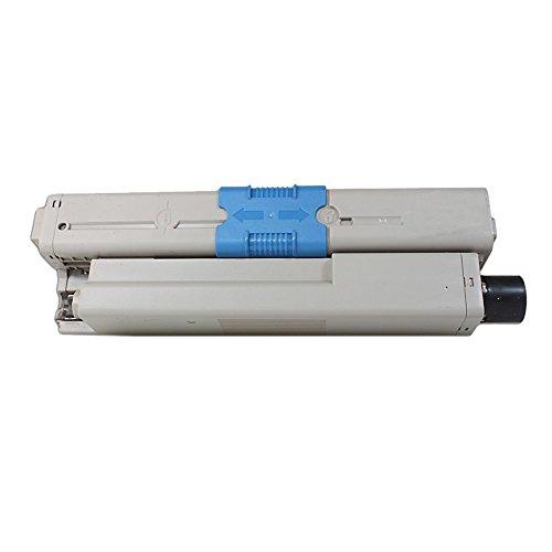1 kompatibler Toner Lasertoner für OKI C 510DN C 530DN ersetzt C510 44469803 mit 2.000 Seiten