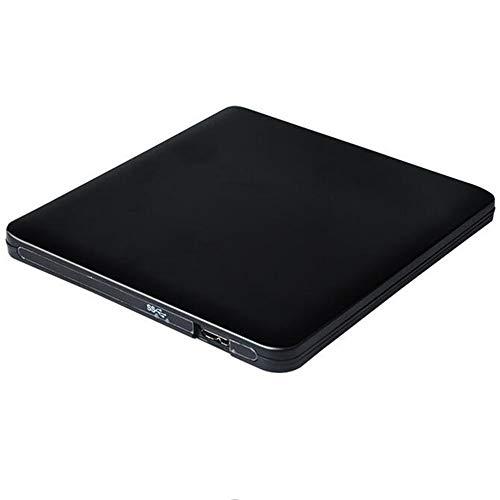 Kanqingqing Externe DVD CD Drive Ultradunne Aluminium Externe DVD CD Drive USB 3.0 Brander Schrijver Drive Speler Transfer Voor Computer Laptop Draagbaar voor Laptop Desktop PC etc