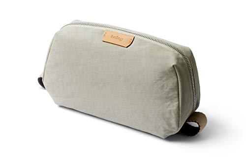 Bellroy Dopp Kit, neceser de tejido impermeable para viaje (cosméticos, perfume, kit de afeitado, peine, cepillo de dientes) - Lunar