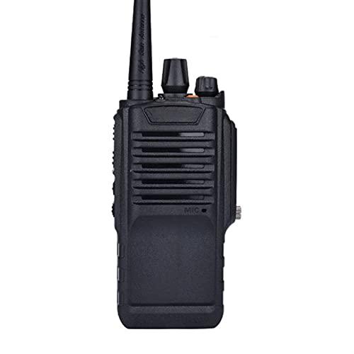 Walkie Talkie Ricetrasmettitori Professionali Impermeabile Due Stazione Radio Walkie Talkie Way Radio Ham Uhf 400-520MHz Talkie Handheld HF Ricetrasmettitore CB