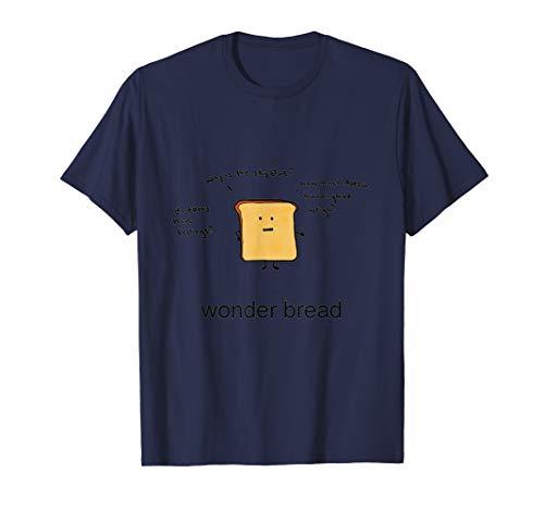 Wonder Bread Pun T-Shirt