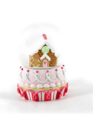 D D December Diamonds Gingerbread House Snowglobe Christmas (Christmas Snowglobe)