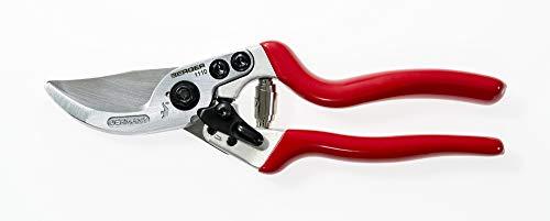 Berger Handschere Aluminium 1110 mit leichten Griffen und austauschbaren Klingen