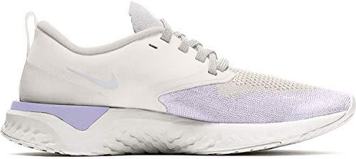 Nike Odyssey React Flyknit 2 Zapatillas de running - Mujer - Gris