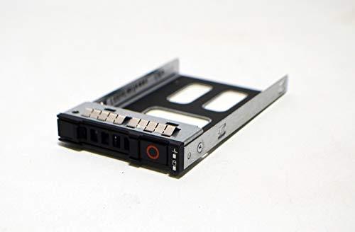 8V76H - Soporte de disco duro para Dell PowerEdge C1100 C2100 SFF, 1U 2,5 SAS SATA HDD Caddy Tray Sled Enclosure (reacondicionado con certificado)