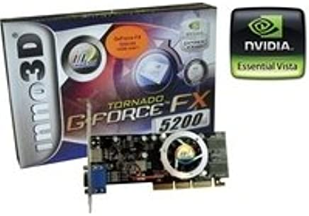 Amazon.com: PNY GEFORCE FX 5200(LSFX Tarjeta Video Nvidia ...