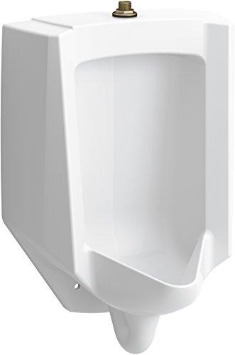 KOHLER 4991-ETSS-0 Bardon Urinal, White