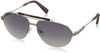 Ermenegildo Zegna Men's Aviator Sunglasses
