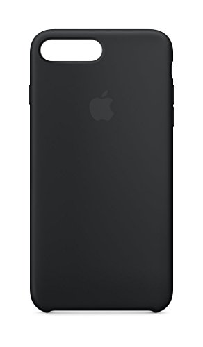 Apple Custodia in silicone (per iPhone 8 Plus / iPhone 7 Plus) - Nero