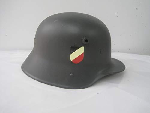 Unbekannt Stahlhelm 1.Weltkrieg Deutsches Reich Ausrüstung Kopfgr. 57/58