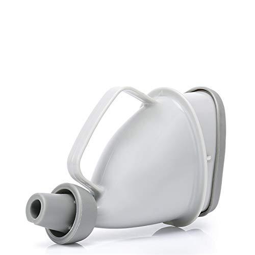 LZW Femmina Donna Maschio Orinatoio Unisex Dispositivo per minzione, Dispositivo per orinatoio Viaggio WC Mobile Campeggio Orinatoio per pipì Emergenza all'aperto Seduto in Piedi Minzione