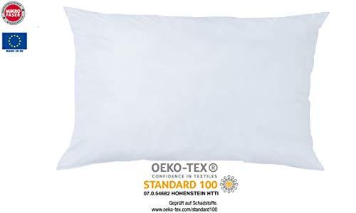 Hoofdkussen microvezel hoofdkussen slaapkussen ademend optimaal slaapcomfort
