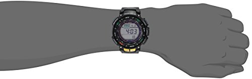 Casio Men's Pathfinder Triple Sensor Multi-Function Watch