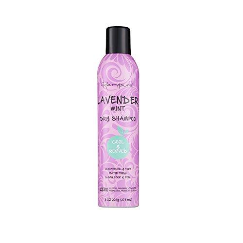 Renpure Lavender Mint Dry Shampoo, 8 Ounces