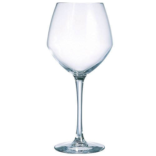 Chef & Sommelier E2789Cabernet 19,5oz vino joven cristal–24/CS