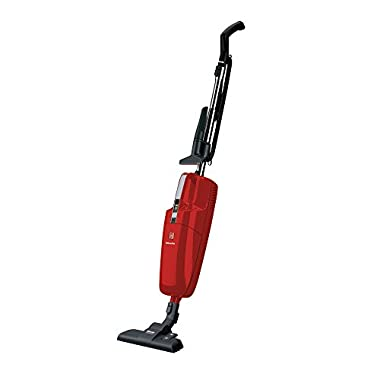 New Miele Swing H1 Quick Step Universal Upright Vacuum, Mango Red