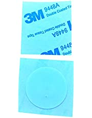 YARONGTECH NFC NTAG 215 NFC Stickers NXP NTAG215 NFC Tags 100% Compatibel met TagMo en Amiibo, 504 Bytes Geheugen Volledig Programmeerbaar (10)