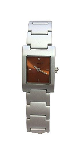 FABIANI Damen-Armbanduhr Aluminium 3105