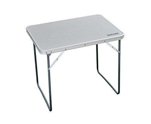 Regatta Matano Tisch – Bleigrau, Aluminium (100%), Blei grau, Nicht zutreffend