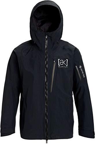 Burton Mens Ak Gore-Tex Cyclic Jacket, True Black, Large
