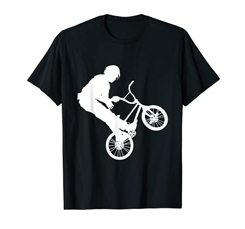 BMX Professional Vintage Retro Professional Bicicletta Maglietta