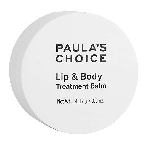 Paula's Choice LIP & BODY Emollient Treatment Balm, Beeswax & Shea Butter, Moisture for Eczema-Prone & Dry Skin, 0.5 Ounce