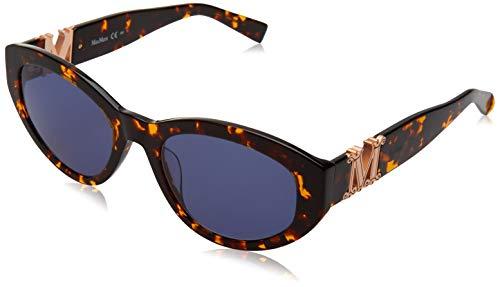 MaxMara MM Berlin II/G Sunglasses, DKHAVANA, 52 Womens