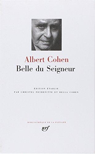 Albert Cohen : Belle du Seigneur