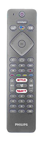 Echte Philips Sprach Fernbedienung für 58PUS7304 55PUS7504 55PUS7354 55PUS7304 Android Ambilight LED Fernseher
