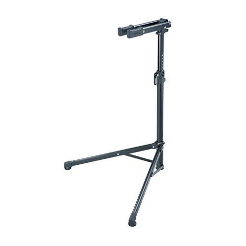 Topeak Unisex– Erwachsene Prepstand ZX Fahrradhalter, Schwarz, 80-108cm