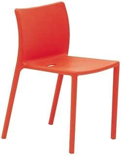 Set 4 Magis Air-Chair Orange
