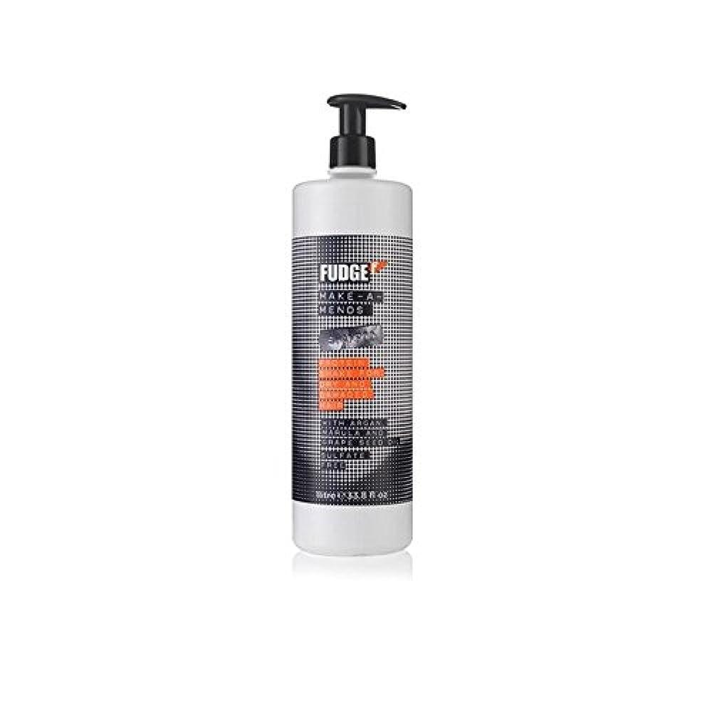 午後オリエント鉄Fudge Make-A-Mends Shampoo (1000ml) - ファッジメイク-シャンプー(千ミリリットル) [並行輸入品]