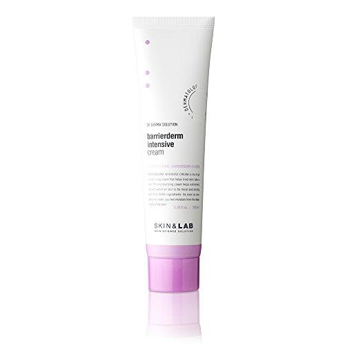 [SKIN&LAB] Barrierderm intensive cream, moisturizing,gentle, light texture, face and body 100 ml, 3.38 oz