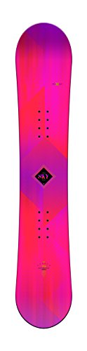 Morrow Damen Snowboard Freeride Sky, Design, 148
