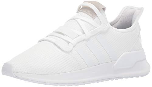 adidas Originals Men's U_Path Running Shoe, White/White/White, 12
