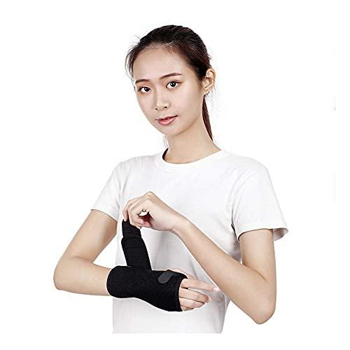Soporte de muñeca extendido, brazalete de malla de doble cara transpirable para ejercicio vigoroso al aire libre, esguinces de muñeca, artritis, tendinitis, dolor, unisex