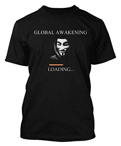 Gnn Anonymous Tshirt V For Vendetta Mask Mens Womens We Are The T Shirt Dtg9