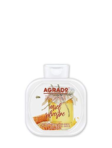 BADSCHUIM EN DOUCHEGEL WILDE HONING 750 ml AGRADO