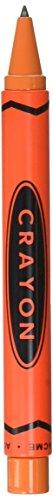 Dreh-Kugelschreiber orange CRAYON ACME Design
