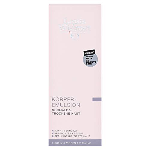 Widmer Körperemulsion leicht parfümiert, 200 ml