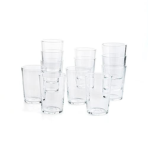 Luminarc Sidra, Set 12 vasos cristal sidra 53 cl