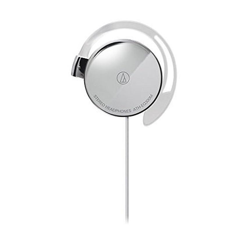 欠員固体コントラストAudio Technica ATH-EQ300M SV Silver | Ear-Fit Headphones (Japan Import) by Audio-Technica [並行輸入品]