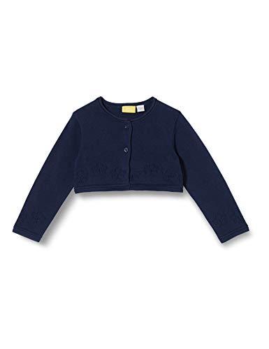 Chicco Cardigan Bimba Chaqueta Punto, Azul (BLU 088), 74 (Talla del Fabricante: 074) para Bebés