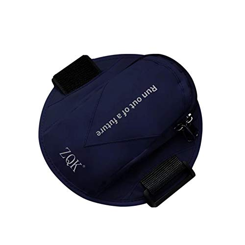 Mosako Brazalete deportivo multifuncional, bolsillos para ejercicio, correr, resistente al agua, con orificio para auriculares, para iPhone XS Max/XR/XS/8/Plus/7 6S/Samsung Galaxy Note 9/S9/Plus