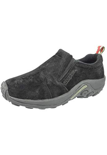 Merrell Jungle Moc, Mocassini Uomo, Nero (Midnight), 48 EU