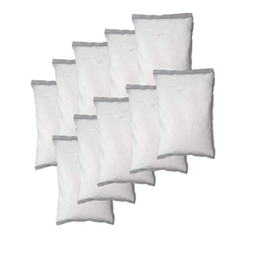 Filtro anticalcare addolcitore universale per macchine da caffè capsule e cialde elimina calcare e metalli pesanti da acqua (10 BUSTINE)