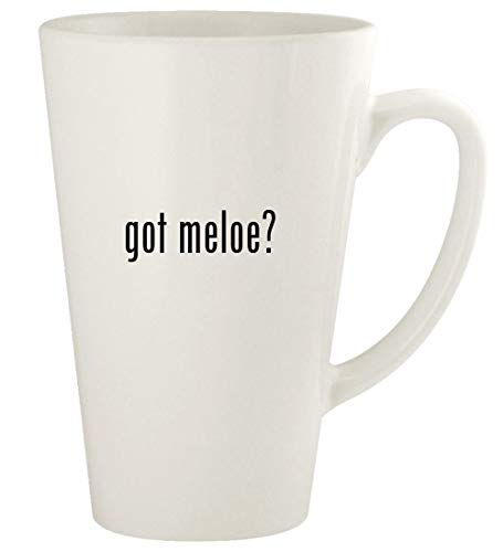 Test Drive My meloe - 17oz Latte Coffee Mug Cup