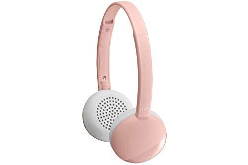 JVC HA-S22W Auriculares Inalámbricos Bluetooth - Rosa
