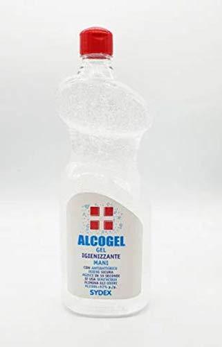 Gel mani - Alcogel H (flacone 1000ml)